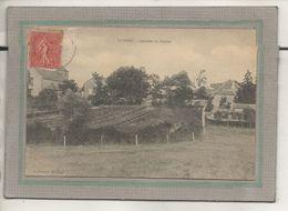 CPA - (03) LUNEAU - Aspect Du Quartier Du Centre En 1907 - France
