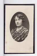 Doodsprentje VROUW FEMME H. DE SMEDT °1899 SINT-GILLIS- DENDERMONDE POL.GEVANGENE+1944 CONCENTRATIEKAMP BEIZIG // HOPAS - Andachtsbilder