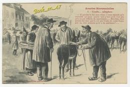 {20725} Aneries Morvandelles , Cruelle... Métaphore - Folclore