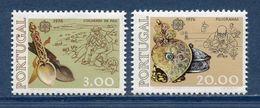 Portugal - YT N° 1291 Et 1292 - Neuf Sans Charnière - 1976 - Ungebraucht