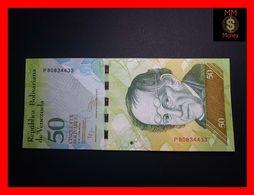 VENEZUELA 50 Bolivares 31.1.2012 P. 92   UNC - Venezuela