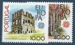 PORT 1978 Timbres Europa  N°YT  1383-1384  ** MNH . - 1910-... Republic