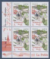 Coin Daté Rodemack (Moselle) 10.06.20 TD-201 1515854 à 0.97€ Issu D'une Mini Feuille De 15 Timbres - Esquina Con Fecha