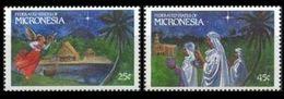 Micronesia 1989. Christmas.  MNH - Micronesia
