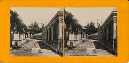 Stereo, Constantinople, Voie Sacree à Eyoud, S.I.P. - Visionneuses Stéréoscopiques