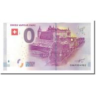 Suisse, Billet Touristique - 0 Euro, Switzerland - Port-Valais - Parc - Jetons & Médailles