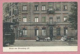 67 - STRASSBURG - STRASBOURG - Place De Bordeaux - Tram - Tramway - Strassenbahn - Strasbourg