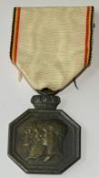 Militaria. Médaille Décoration Belge. Médaille Commémorative Du Centenaire 1830-1930 - Belgique