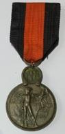 Militaria. Médaille Décoration Belge Guerre 14-18. Médaille De L'Yser. Ijzermedaille. - Belgique