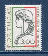 Portugal - YT N° 1319 - Neuf Sans Charnière - 1976 - 1910-... Republic