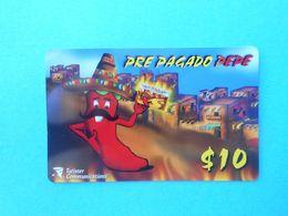 TWISTER COMUNIC. PRE PAGADO PEPE - $10 ( Usa Prepaid Phone Card ) Calling Card Prépayée Carte Carta Prepagata Remote GSM - Autres