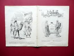 Fliegende Blatter Num. 3727 1917 Rivista Umoristica Germania WW1 Completo - Livres, BD, Revues