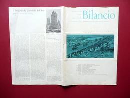 Bilancio Rassegna Bimestrale Sansoni N. 8 Settembre 1958 Letteratura Arte - Livres, BD, Revues