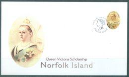 NORFOLK ISLAND - FDC - 31.7.2007 - VICTORIA  - Yv 927 ASC 983 - Lot 21698 - Norfolk Island
