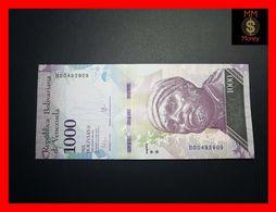 VENEZUELA 1.000 1000 Bolivares 18.8.2016 P. 95   UNC - Venezuela