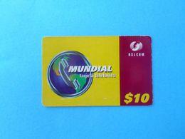 RSLCOM - MUNDIAL - $10 (Usa Prepaid Phone Card) Calling Card Prépayée Carte Carta Prepagata Remote GSM - Autres