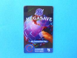 MEGASAVE - $5 ( Usa Prepaid Phone Card ) Calling Card Prépayée Carte Carta Prepagata Remote GSM - Autres