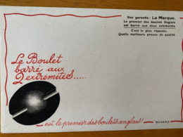 1 BUVARD LE BOULET - Vloeipapier