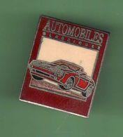 AUTOMOBILES CLASSIQUES *** N°2 *** Signe Démons & Merveilles *** 1011 - Pin