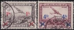 Belgie  .    OBP   .    LP 6/7        .    O      .      Gebruikt   .   /    .    Oblitéré - Airmail