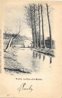 Ways NA4: La Dyle Et Le Moulin 1902 - Genappe