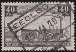 Belgie  .    OBP   .    TR   199       .      O   .       Gebruikt  .   /    .    Oblitéré - Railway