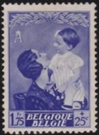 Belgie     .    OBP   .    453-V         .      O      .       Gebruikt  .   /    .    Oblitéré - Used Stamps