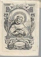 K46//  GRAVURE  DOODSPRENTJE  °1766? ???  + BRUSSEL 1830  J.L.DE VILLERS 7/9,50 CM H.ALBERTUS //  GALLE Graveur - Religion &  Esoterik