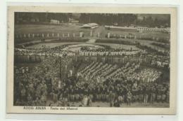 ADDIS ABEBA - FESTA DEL MASCAL  1937   VIAGGIATA  FP - Ethiopie