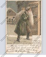 WEIHNACHTEN / NIKOLAUS / WEIHNACHTSMANN / SANTA, Mailick, 1901 - Santa Claus