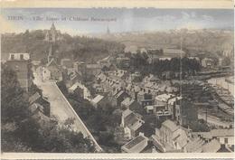 Thuin NA107: Ville Basse Et Château Beauregard - Thuin