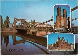 Bridge In Wroclaw - Poland  B-3185 - Ponts