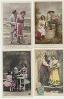 Lot De 25 Cartes Fantaisie - Cartes Postales