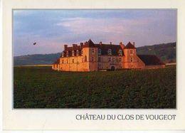 21 Chateau Du CLOS VOUGEOT  Photo Jacques Sierpinski - France