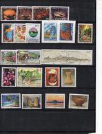 Polynésie Année Complète 2011**(manque 1 Timbre) - Neufs