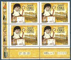 Coin Daté Sainte-Odile (2020) Neuf** - Coins Datés