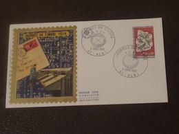 Journée Du Timbre Du 09 Mars 1974  Albi - Dag Van De Postzegel