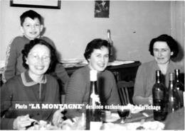 23  LUSSAT  -  CHAMPIONAT De   FRANCE DE  LABOUR  , - Anonymous Persons
