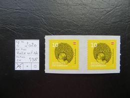 """2020  """" Bodensee """"  Aus Rolle Mit Nummer,  Postfrisch  LOT 938 - 2011-... Ungebraucht"""