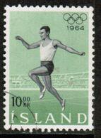 ICELAND  Scott # 369 VF USED (Stamp Scan # 688) - 1944-... Republique