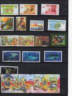 Polynésie Année  2014**(1er.semestre) - Neufs