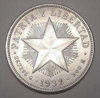 CUBA 1 PESO 1932 - Cuba