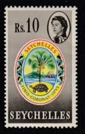 Seychelles Sc 212, MLH - Seychelles (...-1976)