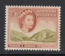 Southern Rhodesia Sc 91 (SG 88), MLH - Southern Rhodesia (...-1964)