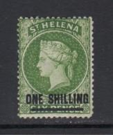 St. Helena, Sc 31 (SG 30), MHR - Saint Helena Island
