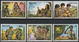 Belize Y/T 588 / 593 (0) - Belize (1973-...)