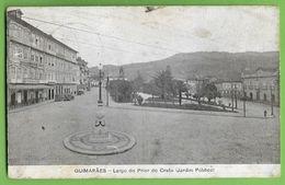 Guimarães - Largo Do Prior Do Crato - Braga