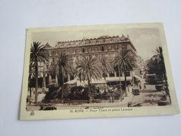BONE Place Thiers Et Palais Lecoque _____________  20 Meni  L - Annaba (Bône)