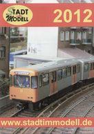 Catalogue STADT IM MODELL 2012  HO O N Metro & Bus - Libros Y Revistas