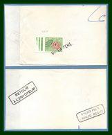 Bande Journal 02 La Fere ( Aisne 02 ) Type Linéaire / Préo 137 > Retour Envoyeur Journaux - Periódicos
